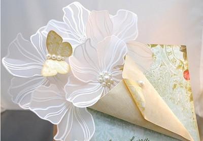 丝带花 礼物制作图解 教程