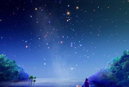 春季星空的主要星座图片